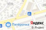 Схема проезда до компании Инталл-Трейд в Ростове-на-Дону