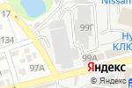 Схема проезда до компании Литер в Ростове-на-Дону