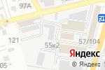 Схема проезда до компании Лента Юг в Ростове-на-Дону