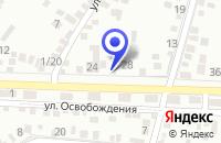 Схема проезда до компании ДЕТСКАЯ МУЗЫКАЛЬНАЯ ШКОЛА в Новошахтинске