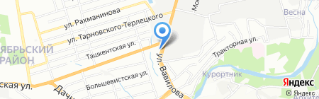 Энерго-Инжиниринг на карте Ростова-на-Дону
