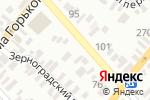 Схема проезда до компании Венера в Батайске