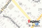 Схема проезда до компании Faberlic в Батайске