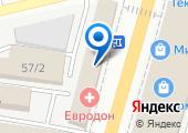 ЕвроДон на карте