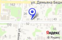 Схема проезда до компании МИНИ-ТИПОГРАФИЯ ПАПИРУС в Усть-Лабинске