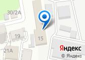Завод резинотехнических изделий на карте