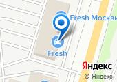 BRP на карте