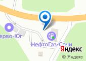 Центр тонирования на карте