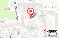 Схема проезда до компании Стелла Голд в Ростове-На-Дону