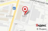 Схема проезда до компании Парус в Ростове-На-Дону
