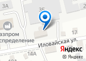 Станция кузовного ремонта на карте
