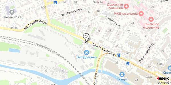 Орбита-Плюс. Схема проезда в Ростове-на-Дону