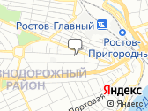 Отделение стоматологической поликлиники Железнодорожного района Ростова-на-Дону на карте