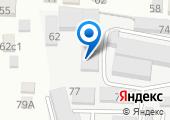 Пункт авторазбора микроавтобусов на карте