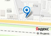 ДКА-Юг на карте