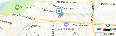 Электроинструмент-сервис на карте Ростова-на-Дону