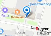 Торгово-транспортная фирма на карте