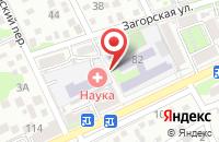 Схема проезда до компании Издательский Центр «Rostov-Media» в Ростове-На-Дону