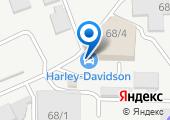 Harley-Davidson на карте