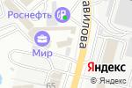 Схема проезда до компании Поли Гарант в Ростове-на-Дону