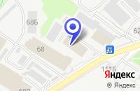 Схема проезда до компании АЛАВИР в Рязани