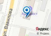 Элевел Ростов, ЗАО на карте