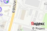 Схема проезда до компании Озарение в Ростове-на-Дону