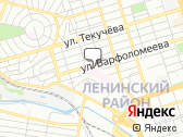 Дорожная клиническая больница на станции Ростов Главный РЖД Поликлиника 1 Стоматологическое отделение на карте