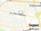 Стоматологическая клиника «Био (ул. Мечникова)» на карте
