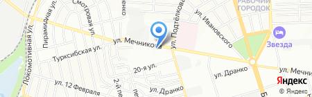 Промо-комплект на карте Ростова-на-Дону
