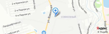 Стилмаркет на карте Ростова-на-Дону