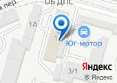 МК сервис на карте