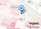 Часовня Владимира Равноапостольного на карте