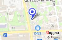 Схема проезда до компании САЛОН КРАСОТЫ И ЗДРОРОВЬЯ в Усть-Лабинске