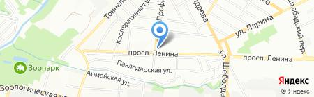 Банкомат МДМ Банк на карте Ростова-на-Дону