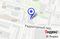 Схема проезда до компании ТФ РОСТСАНТЕХМОНТАЖ в Ростове-на-Дону