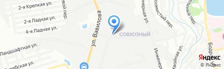 ПОЛИГРАН-ЮГ на карте Ростова-на-Дону
