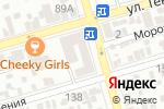 Схема проезда до компании МАКСИЛЕД в Ростове-на-Дону