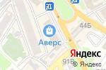 Схема проезда до компании Канц БУМ в Ростове-на-Дону