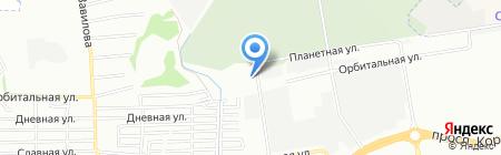 Джи-Терм на карте Ростова-на-Дону
