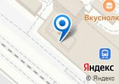 Ростов-Главный на карте