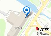 Дорожная научно-техническая библиотека на карте