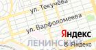 Шиномонтажная мастерская на ул. Варфоломеева на карте