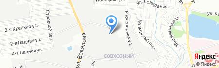 Энерготеплокомплект на карте Ростова-на-Дону