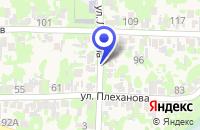 Схема проезда до компании АГЕНТСТВО НЕДВИЖИМОСТИ в Усть-Лабинске