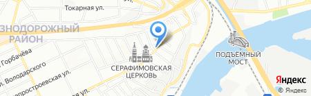 Диетка+ на карте Ростова-на-Дону
