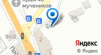 Компания ЗимаMED на карте