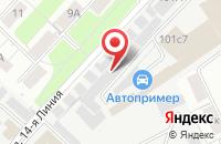 Схема проезда до компании Союз Ветеранов Вооруженных Сил в Рязани