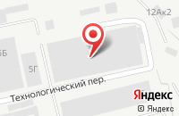 Схема проезда до компании Бизнес в Ростове-На-Дону