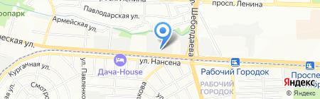 Brand-Pack на карте Ростова-на-Дону